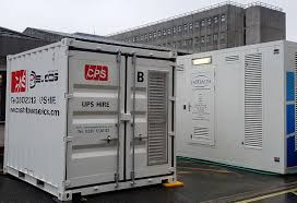 a ups solution perfect for emergency services constant power rentals
