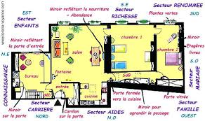 chambre feng shui plan maison feng shui ideale artcenter site