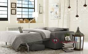 queen sleeper sofa with memory foam mattress customize and personalize weekender queen leather sofa by palliser