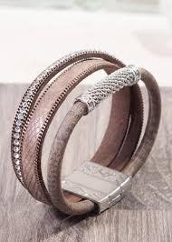bracelet cuff leather images Amanda blu amanda blu wholesaleleather cuff bracelet coffee jpeg