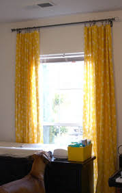Yellow Curtains Nursery Yellow Curtains For Nursery Thenurseries