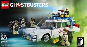 lego jeep set lego ghostbusters ecto 1 21108 shop ghostbusters fans