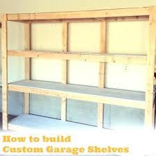 built in storage cabinets home built garage storage how to build custom garage shelves garage