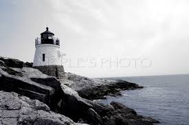 in another time castle hill lighthouse in newport r i rhode