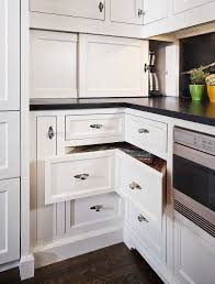 30 corner drawers and storage solutions for the modern kitchen design ideas expand your kitchen storage with stylish corner