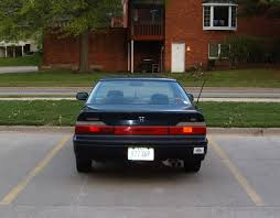 curbside classic 1991 honda prelude si u2013 improving the original