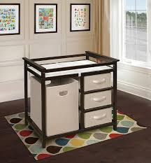 Day Care Changing Table Badger Basket Modern Changing Table With Her 3