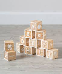 best 25 alphabet blocks ideas on diy vintage