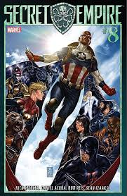 review secret empire 8