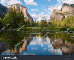 California scenery images Beautiful scenery yosemite national park california stock photo jpg