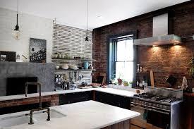 kitchens with brick walls 47 brick kitchen design ideas tile backsplash accent walls