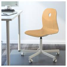 vågsberg sporren swivel chair white ikea