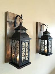 Uttermost Metal Wall Decor Sconce Uttermost Joselyn Bronze Candle Wall Sconce Hand Forged