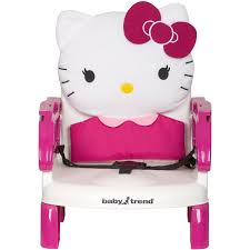 High Chair For Infants Baby Trend Easyseat Toddler Booster Seat Hello Kitty Walmart Com