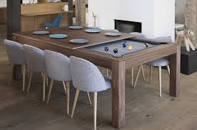 dining table converts to pool table contemporary pool table convertible dining table wood line
