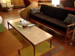 mid century marble coffee table gallery sold tables 2005 0122image0020