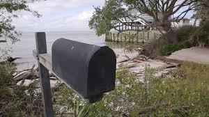 shrinking shores panhandle community surrenders to erosion