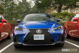lexus canada north vancouver first drive 2017 lexus is doubleclutch ca