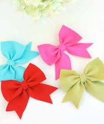 Gift Wrapping Bow Ideas - easy diy hair bow elastics great gift gifts hair bow and
