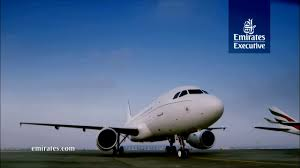 emirates executive a319 luxury private jet emirates airline youtube