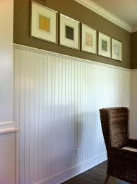love this wainscoting you could change the color on the wall so