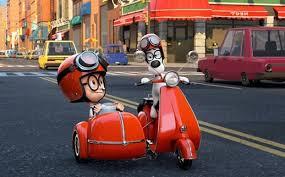 film kartun seru 2014 mr peabody sherman petualangan seru ayah dan anak jenius