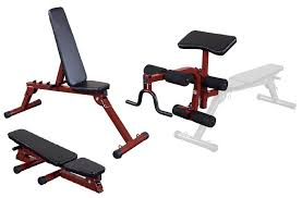 best fitness fid bench folding fid bench with leg developer preacher curl attachment