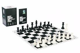 amazon com best chess set ever ii chess board game with triple