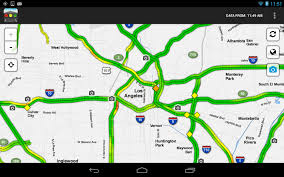 San Francisco Traffic Map by Sigalert Traffic Reports Android Apps On Google Play