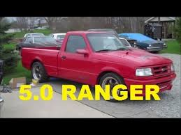 ford thunderbolt ranger ranger 5 0 5 speed running it through the gears g