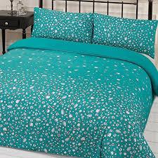 turquoise duvet cover amazon co uk