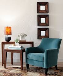 furniture captivating images of peacock blue chair for living