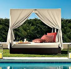 Outdoor Furniture Daybed Outdoor Daybed Canopy U2013 Equallegal Co