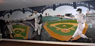 yankee stadium wall mural home design amazing yankee stadium wall mural design inspirations