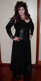 Bellatrix Lestrange Halloween Costume Bellatrix Lestrange Costume Maddiepoo Deviantart