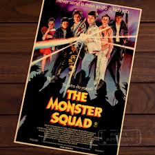 Posters Home Decor Online Get Cheap Vintage Monster Movie Posters Aliexpress Com