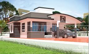 1022 sq ft contemporary home design u2013 kerala home design