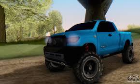 toyota trucks sa toyota tundra for gta san andreas