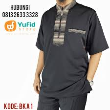 baju koko baju koko adam toko muslim online menjual kajian salaf dan