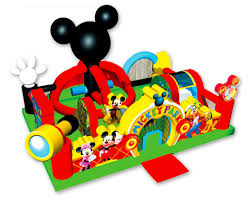 mickey mouse clubhouse bounce house mickey mouse playhouse rental wheaton elmhurst elgin