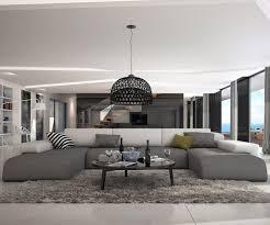 Wohnzimmer Couch G Stig Wohnlandschaft Resida 400x250 Cm Grau Weiss Wohnzimmer In Grau