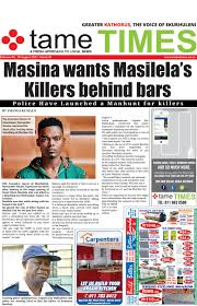 mthatha express 29 september 2016 by mthatha express issuu