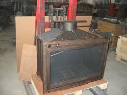 Cast Iron Fireplace Insert by Cast Iron Wood Burning Freestanding Fireplace Insert Buy Antique