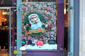 Christmas Decorations Shops In Uk by Quiz Can You Name The City Centre Shop From Its Christmas Window
