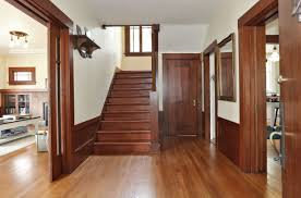 interior craftsman style interior doors and trim american style