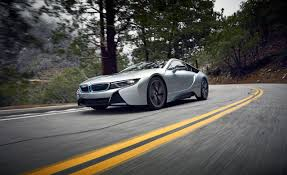 Bmw I8 Night - 2015 bmw i8 vs angeles crest highway test u2013 review u2013 car and driver