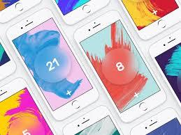 best 25 app background ideas on pinterest app design