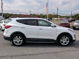 2013 hyundai santa fe sport 2 0t hyundai santa fe sport 2 0t in maryland for sale used cars on