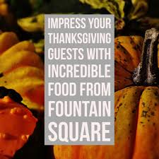 indianapolis thanksgiving dinner impress your thanksgiving guests with incredible food from