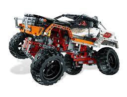 lego technic motocross bike the motorized lego technic 4x4 crawler includes two complete rc